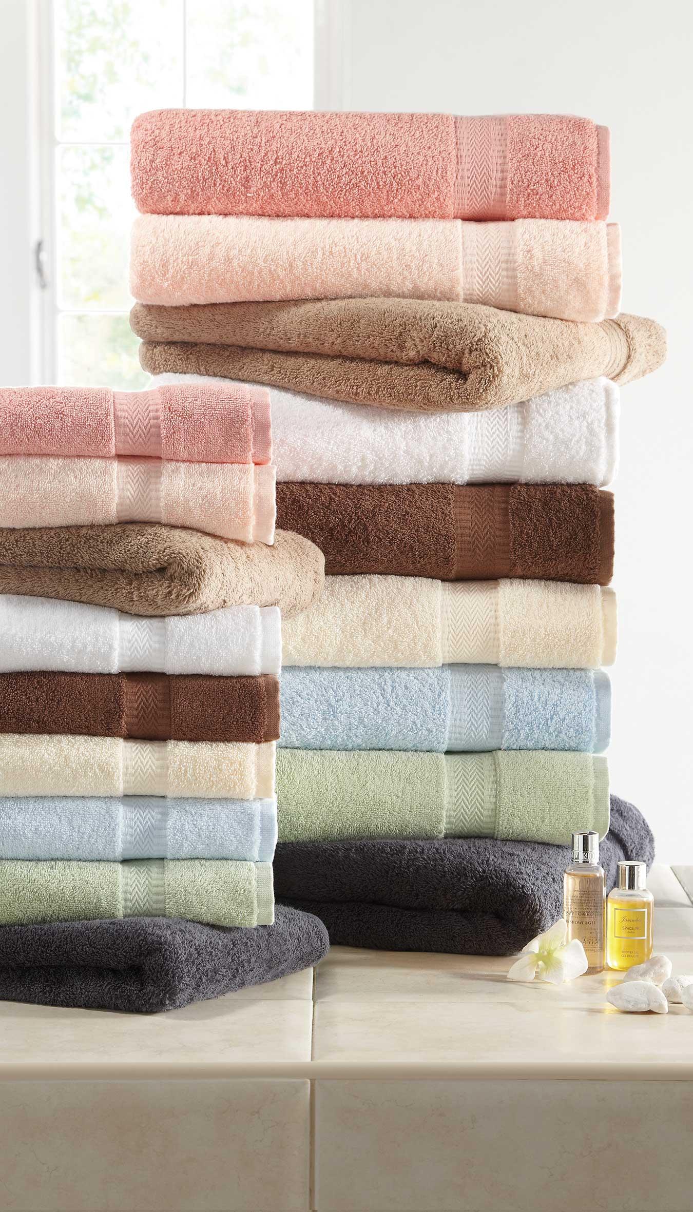 Musbury Hotel Contract Towel 500GSM
