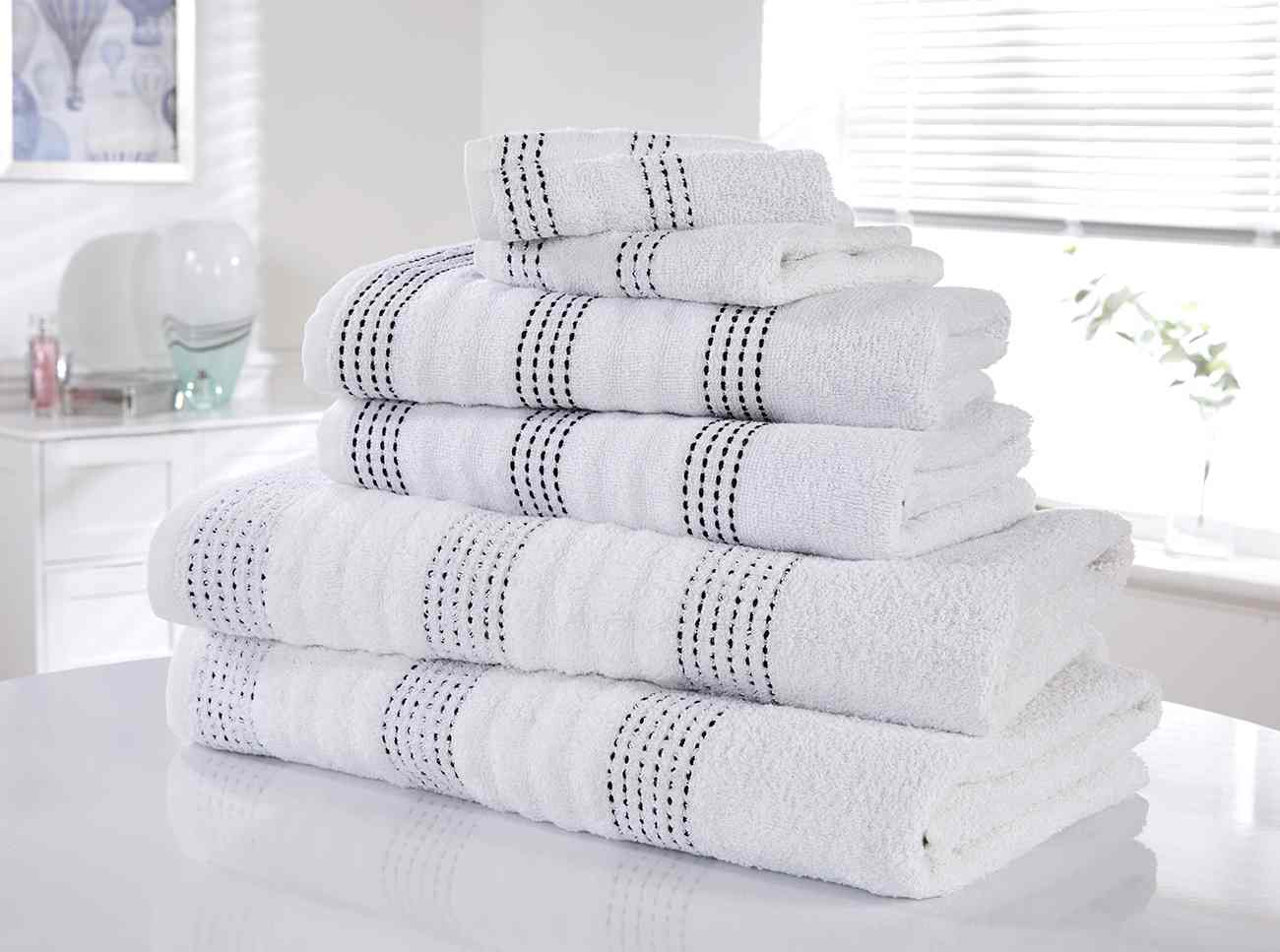 Leisure Spa Towels