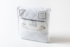 Liyanah London Quilted Waterproof Extra Deep Mattress and Pillow Protectors