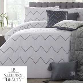 Laurence Llewelyn-Bowen Cocktail Embroidered Duvet Set