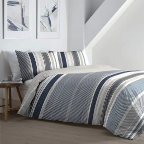 Fusion Falmouth Stripe Duvet Set