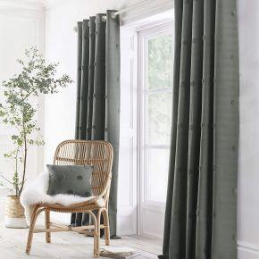 Appletree Zara Eyelet Curtains