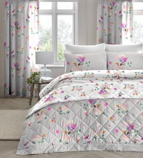 Dreams & Drapes Jessica Duvet Set Pink