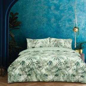 Vantona Boutique Palms Duvet Set