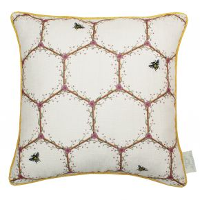 Angel Strawbridge The Chateau Honeycomb Cushion