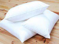 Musbury Fabrics Hollowfibre Pillows - Ten Pack