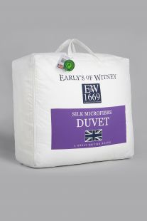 Early's Of Witney Silk/Microfibre Duvet