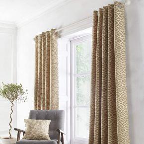 Appletree Asha Eyelet Curtains