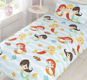 Mermaid Friends Duvet Cover Set by Kidz