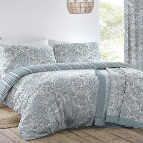 Dreams & Drapes Maduri Easy Care Duvet Set