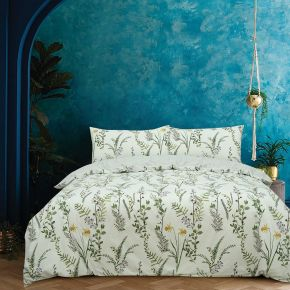 Vantona Boutique Wildflowers Duvet Set