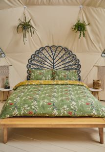 Angel Strawbridge The Chateau Blossom Duvet Set