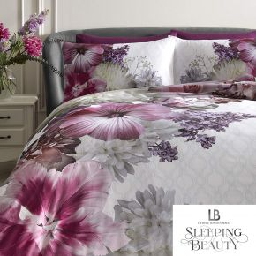 Laurence Llewelyn-Bowen Mayfair Lady 100% Cotton Duvet Set Multi