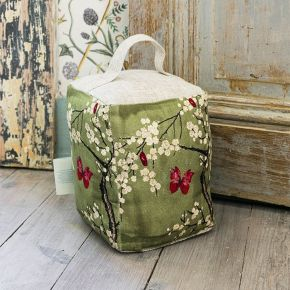 The Chateau By Angel Strawbridge Blossom Doorstop Basil