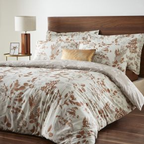Dreams & Drapes Wentwood Duvet Set Natural