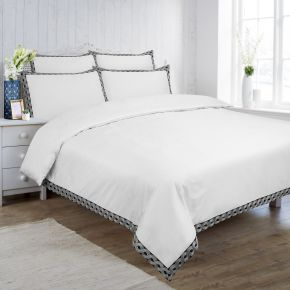 Vantona Hotel Range Weaving Wave 400TC Bedding