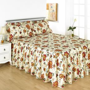 Jacobean Bedspread