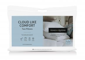 Cloud Like Comfort Pillow Pair