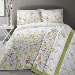 Dreams & Drapes Aimee Duvet Set Multi