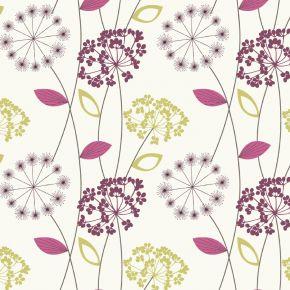 Allium PVC Fabric Tablecloth