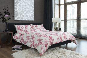 Rochester Duvet Set - Pink