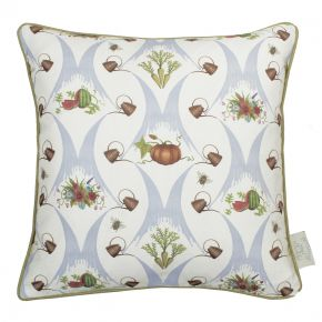 Angel Strawbridge The Chateau Watering Can Cushion