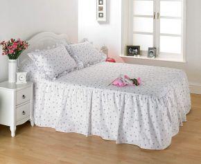 Musbury Rose Bud Bedspread