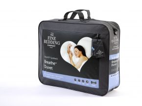 The Fine Bedding Company Breathe Duvet 10.5 tog