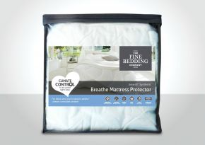 The Fine Bedding Company Breathe Mattress Protector