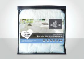 The Fine Bedding Company Breathe Mattress Protector