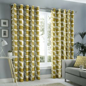 Fusion Capella Eyelet Curtains