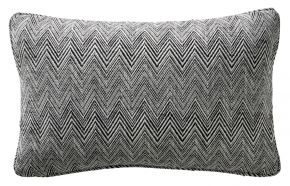 Karen Millen Chevron Boudoir Cushion