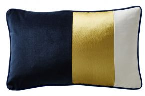 Karen Millen Colour Block Boudoir Cushion