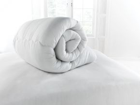 Musbury Fabrics 100% Pure Wool Temperature Regulating Duvet 600gm