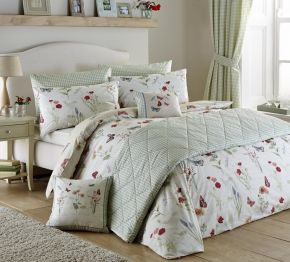 Country Journal Duvet Cover Set and Accessories