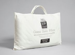 Early's Of Witney Goose Down Pillow