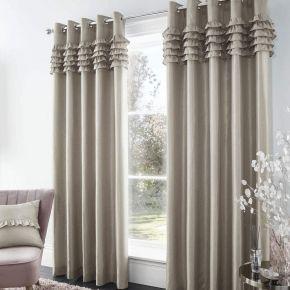 Catherine Lansfield Flamenco Curtains