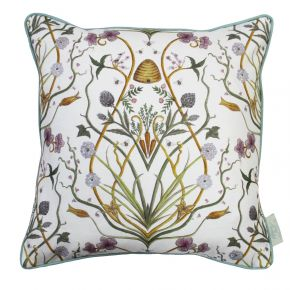 Angel Strawbridge The Chateau Potagerie Cushion Cream