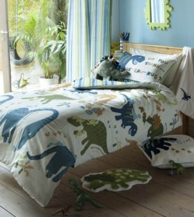 Catherine Lansfield Dino Easy Care Duvet Set