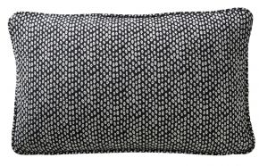 Karen Millen Dot Jacquard Boudoir Cushion