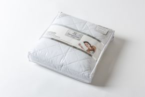 Liyanah London Quilted Fitted Extra Deep Mattress and Pillow Protectors