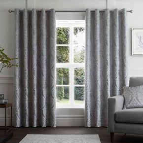 Curtina Chateau Eyelet Curtains