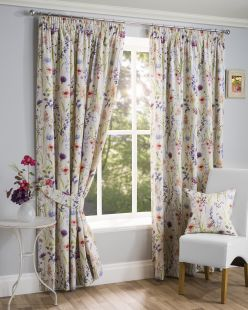 Sundour Hampshire Pencil Pleat Curtains
