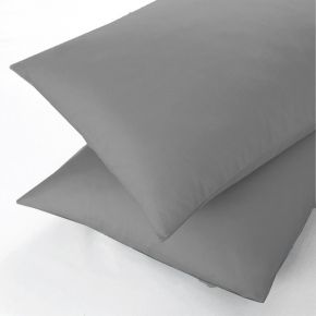 Polycotton Housewife Pillowcase Pair