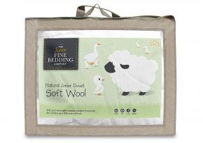 The Fine Bedding Company Junior Soft Wool Duvet