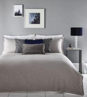 Karen Millen Leopard Jacquard Duvet Set