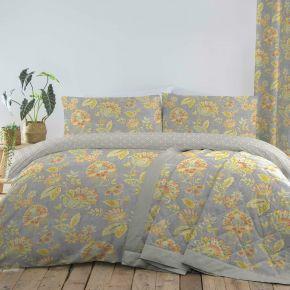 Dreams & Drapes Marinelli Floral Duvet Set