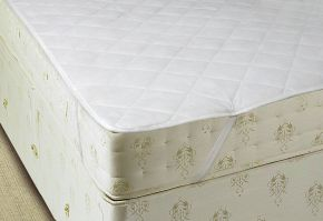 Quilted Polypropylene Mattress Pad