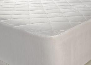 Waterproof Quilted Microfibre Mattress Protection