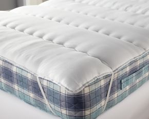 Luxury Microfibre Quilted Mattress Topper